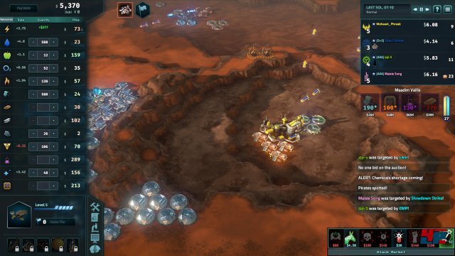Screenshot - Offworld Trading Company: Market Corrections (Mac) 92583380