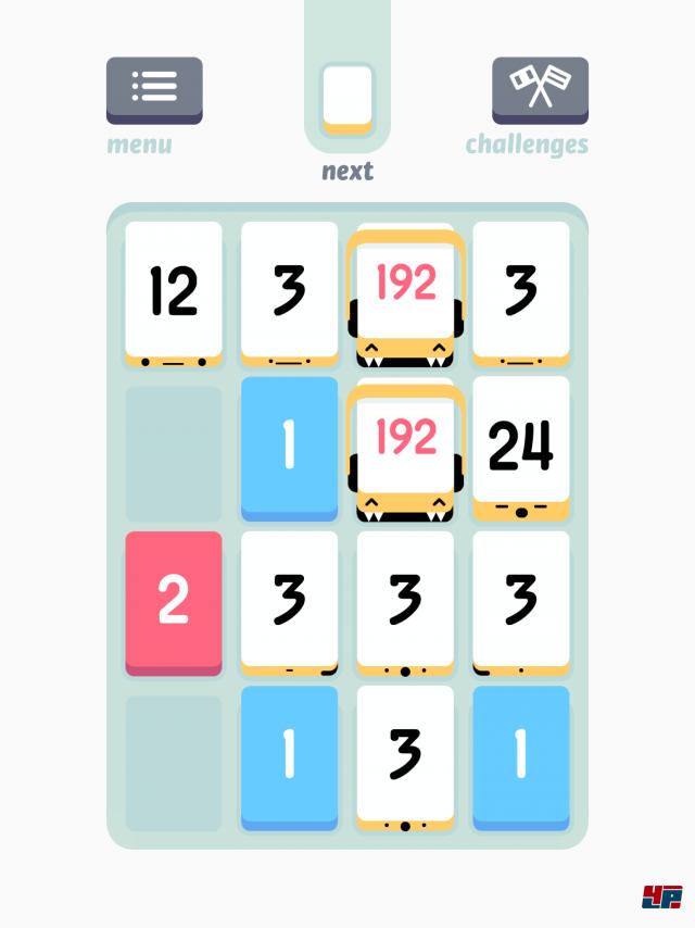 Screenshot - Threes! (iPad) 92483436