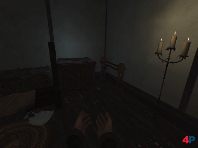Screenshot - Layers of Fear (PS4, PlayStationVR) 92641083