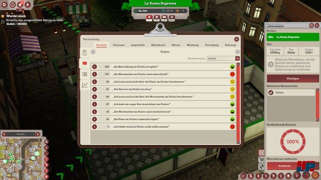 Screenshot - Pizza Connection 3 (PC) 92562603