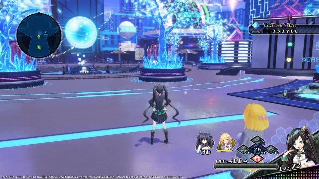 Screenshot - Neptunia Virtual Stars (PS4)