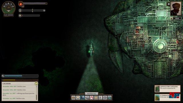 Screenshot - Sunless Sea (Linux) 92534945