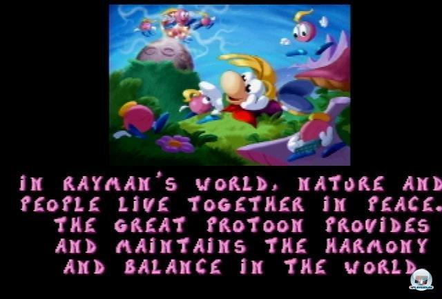 Screenshot - Rayman (Klassiker) (PC) 92465271