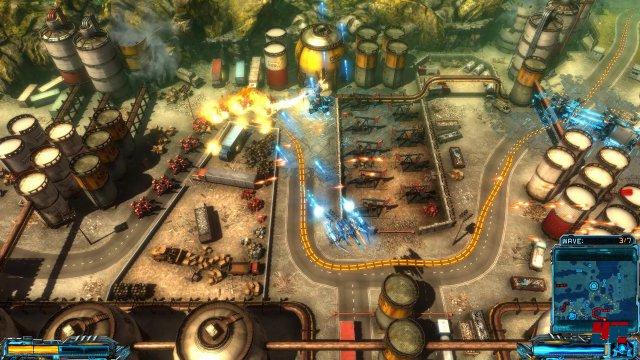 Screenshot - X-Morph: Defense (PC) 92556485