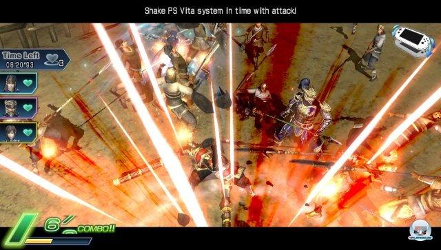 Screenshot - Dynasty Warriors: Next (PS_Vita) 2323787