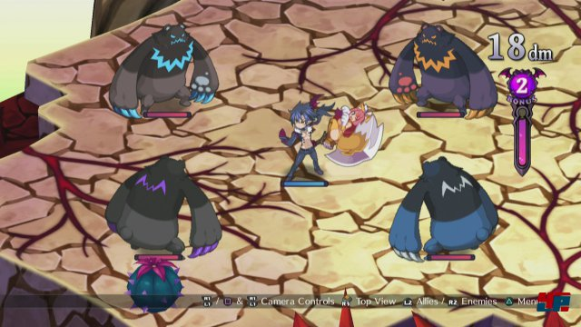Screenshot - Disgaea 5: Alliance of Vengeance (PlayStation4) 92508590