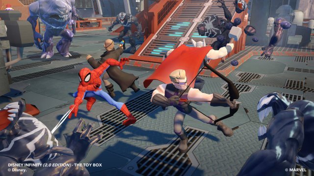 Screenshot - Disney Infinity 2.0: Marvel Super Heroes (360) 92484565