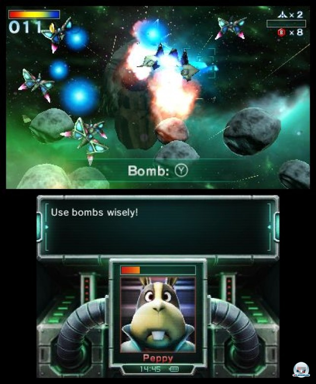 Screenshot - Star Fox 64 3D (3DS) 2230634