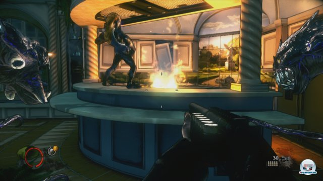 Screenshot - The Darkness II (360) 2318182
