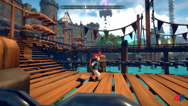 Screenshot - A Knight's Quest (PC)
