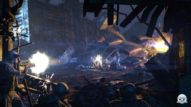 Screenshot - Aliens: Colonial Marines (360) 92399307