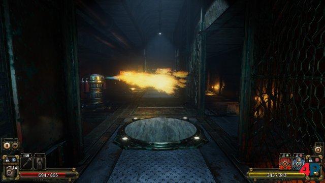 Screenshot - Vaporum: Lockdown (PC) 92624608