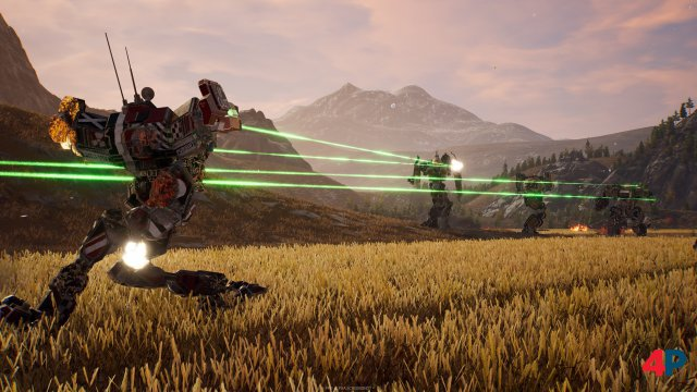 Screenshot - MechWarrior 5: Mercenaries (PC) 92602644