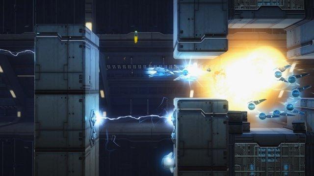 Screenshot - Rigid Force Redux (PS4, Switch, One)