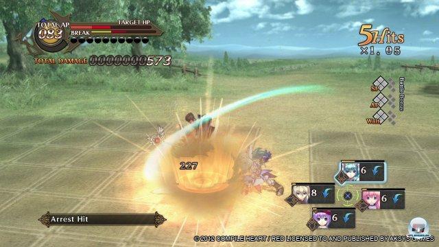 Screenshot - Agarest: Generations of War 2 (PlayStation3) 92403277