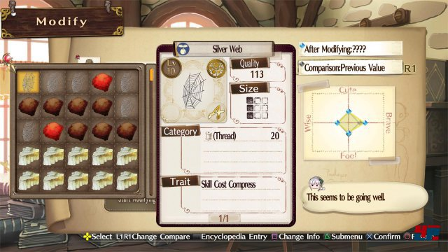 Screenshot - Atelier Sophie: The Alchemist of the Mysterious Book (PS4) 92527352