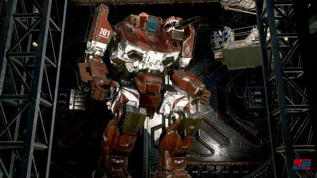 Screenshot - MechWarrior 5: Mercenaries (PC)