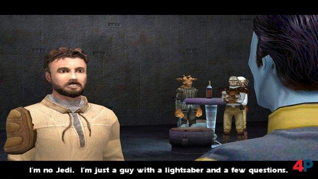Screenshot - Star Wars: Jedi Knight II - Jedi Outcast (Switch) 92595650
