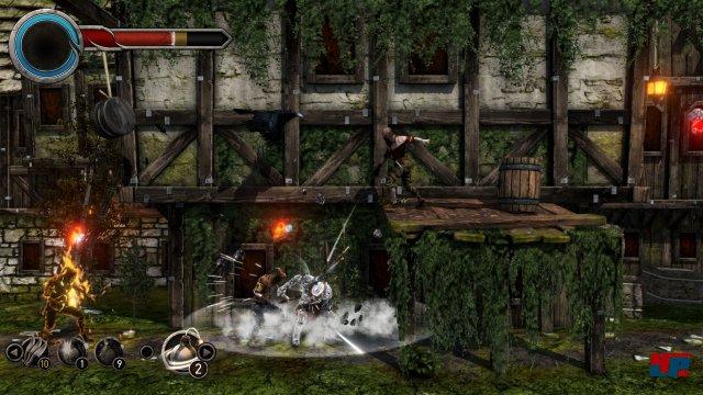 Screenshot - Castle of Heart (Switch) 92560140
