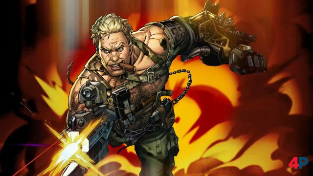 Screenshot - Contra: Rogue Corps (PC) 92589980