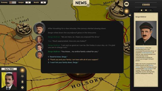 Screenshot - Suzerain (PC)