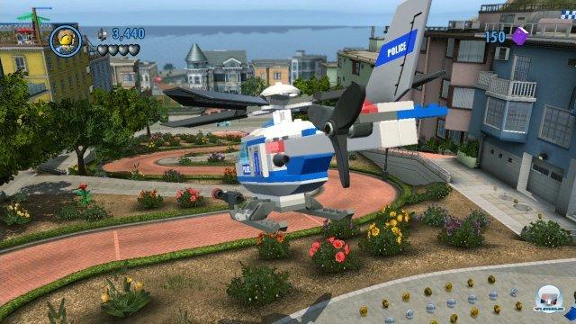 Screenshot - Lego City: Undercover (Wii_U) 92401352