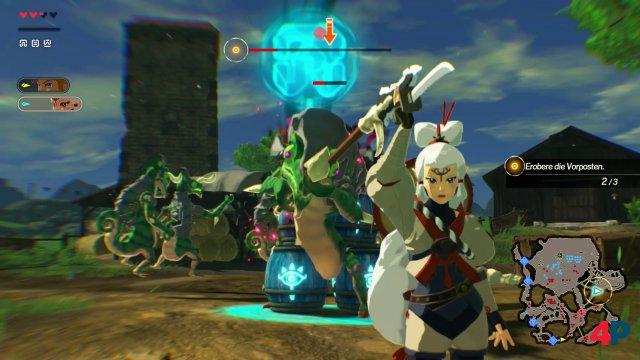 Screenshot - Hyrule Warriors: Zeit der Verheerung (Switch) 92629157