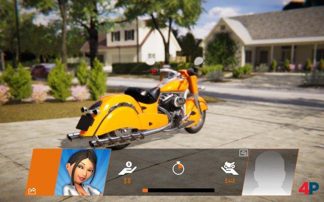 Screenshot - Biker Garage: Mechanic Simulator (PC)