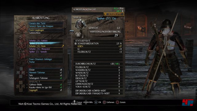 Screenshot - Nioh (PS4) 92540043