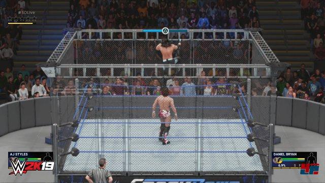 Screenshot - WWE 2K19 (PC) 92575482