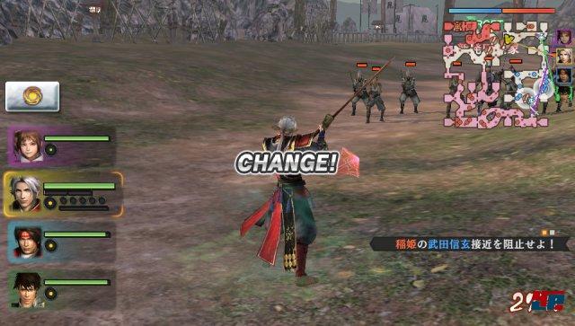 Screenshot - Samurai Warriors: Chronicles 3 (PS_Vita) 92487671