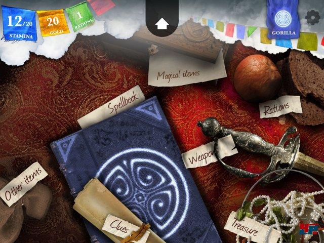 Screenshot - Sorcery! - Teil 3 (iPad) 92503558