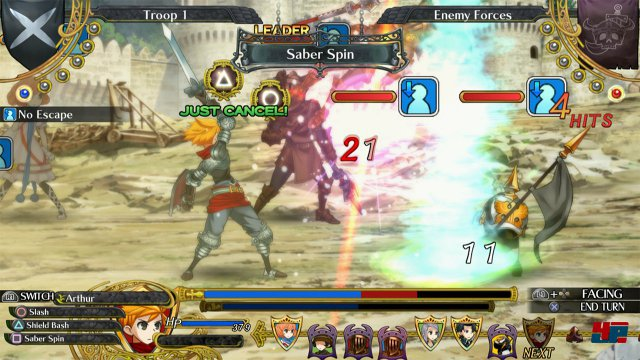 Screenshot - Grand Kingdom (PS4)