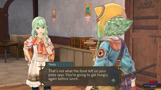 Screenshot - Atelier Shallie: Alchemists of the Dusk Sea (PlayStation3) 92499490