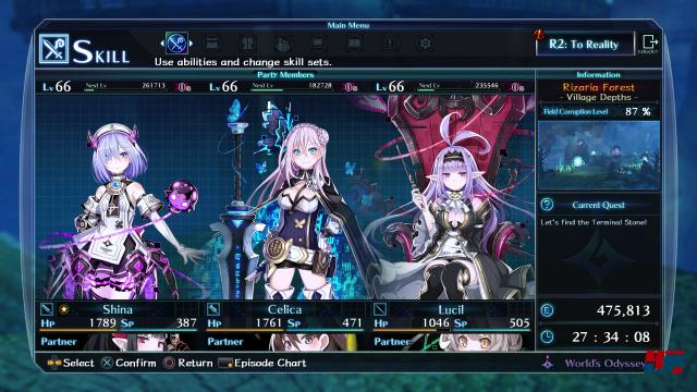 Screenshot - Death end re;Quest (PS4) 92583159