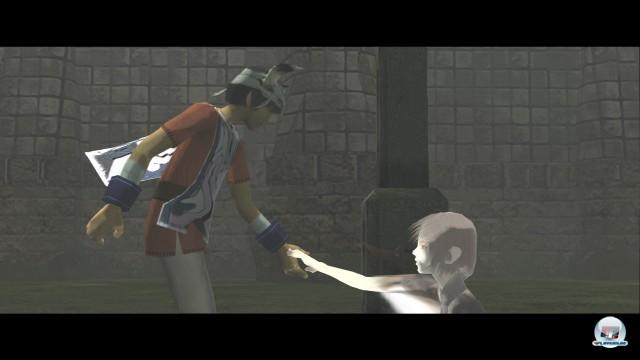 Screenshot - ICO & Shadow of the Colossus HD (PlayStation3)