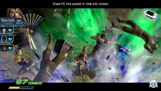 Screenshot - Dynasty Warriors: Next (PS_Vita) 2323802