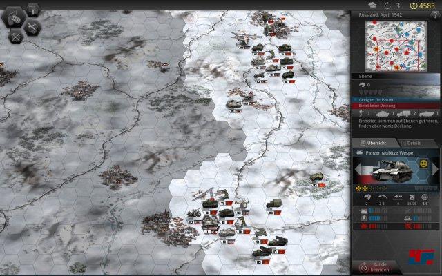 Screenshot - Panzer Tactics HD (iPad) 92482720