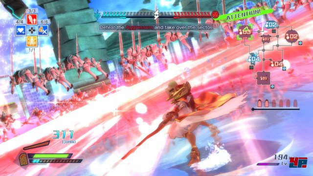 Screenshot - Fate/EXTELLA: The Umbral Star (Switch) 92549604