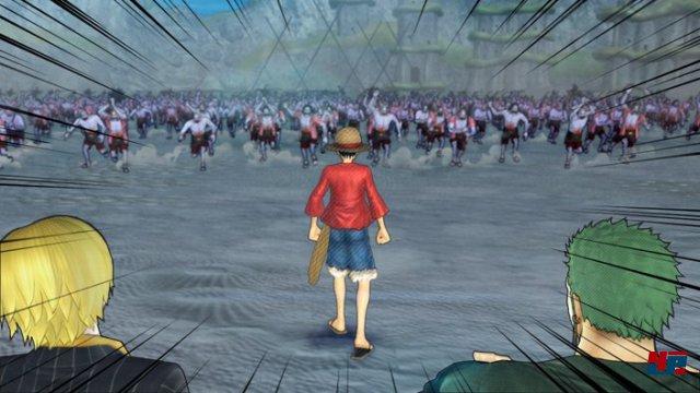 Screenshot - One Piece: Pirate Warriors 3 (PlayStation3) 92497613