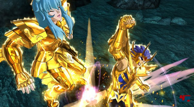 Screenshot - Saint Seiya: Soldiers' Soul (PC) 92505182