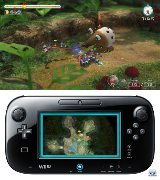 Screenshot - Pikmin 3 (Wii_U) 2360532