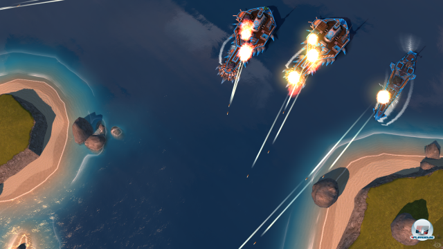 Screenshot - Leviathan: Warships (Android) 92448752