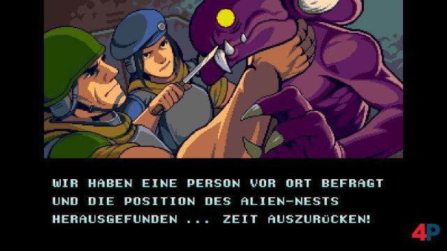 Screenshot - Xeno Crisis (DC)