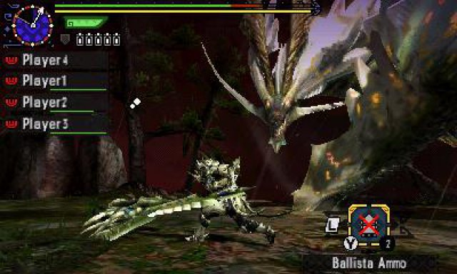 Screenshot - Monster Hunter Generations (3DS)