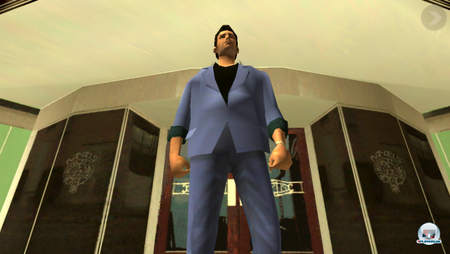 Screenshot - Grand Theft Auto: Vice City (iPhone) 92430517