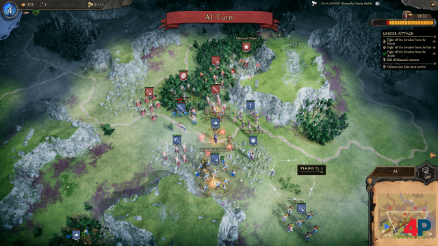 Screenshot - Fantasy General 2: Invasion (PC) 92595678