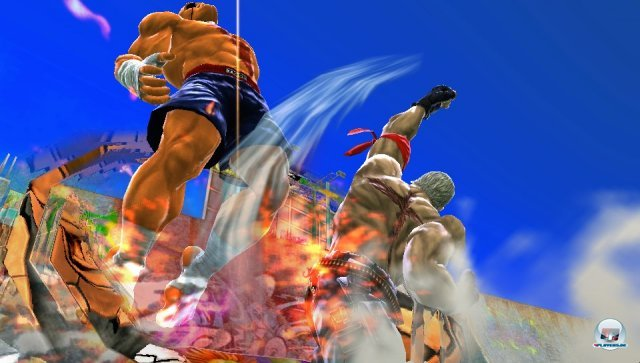 Screenshot - Street Fighter X Tekken (PS_Vita) 2338262