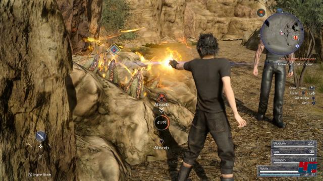 Screenshot - Final Fantasy 15 (PS4) 92531190