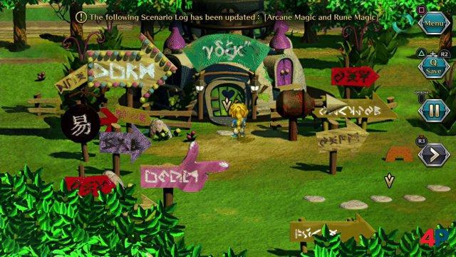 Screenshot - SaGa Frontier Remastered (PS4) 92639385